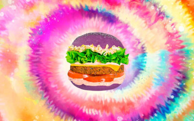 A tutto colore con Flower Burger